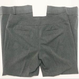 LOFT Pants - ANN TAYLOR LOFT women's dress pants grey Sz 14